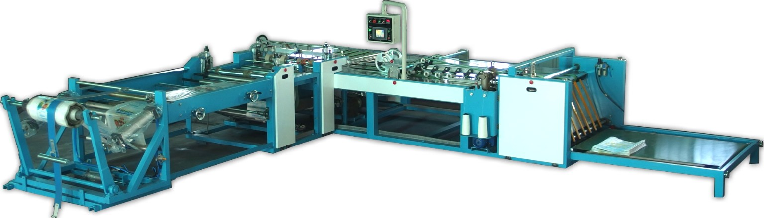 Pp woven bag woven bag cutting printing roll to roll Magnificent Automatic Cutting And Sewing Machine Price